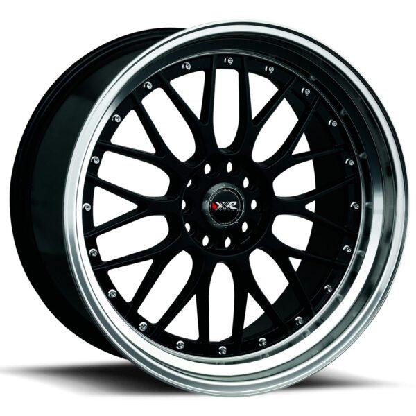 XXR 002.5 Black Machined by XXR Wheels Switzerland
