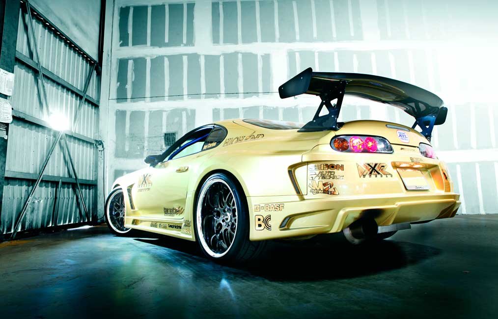XXR 526 | Toyota Supra | by XXR Wheels Switzerland