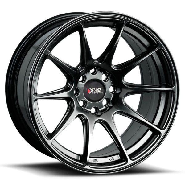 XXR 527   Chromium Black   XXR Wheels Switzerland