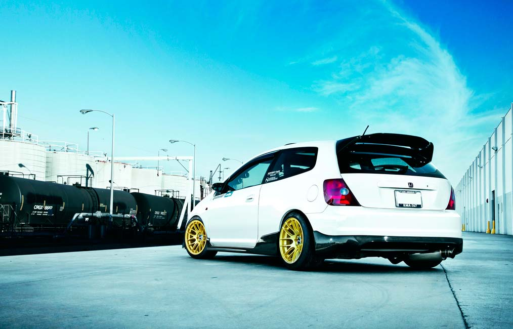 XXR 530 | Honda Civic | by XXR Wheels Switzerland