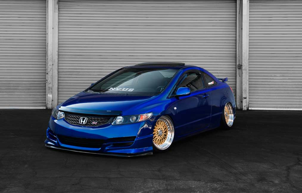 XXR 536 | Honda Civic | by XXR Wheels Switzerland