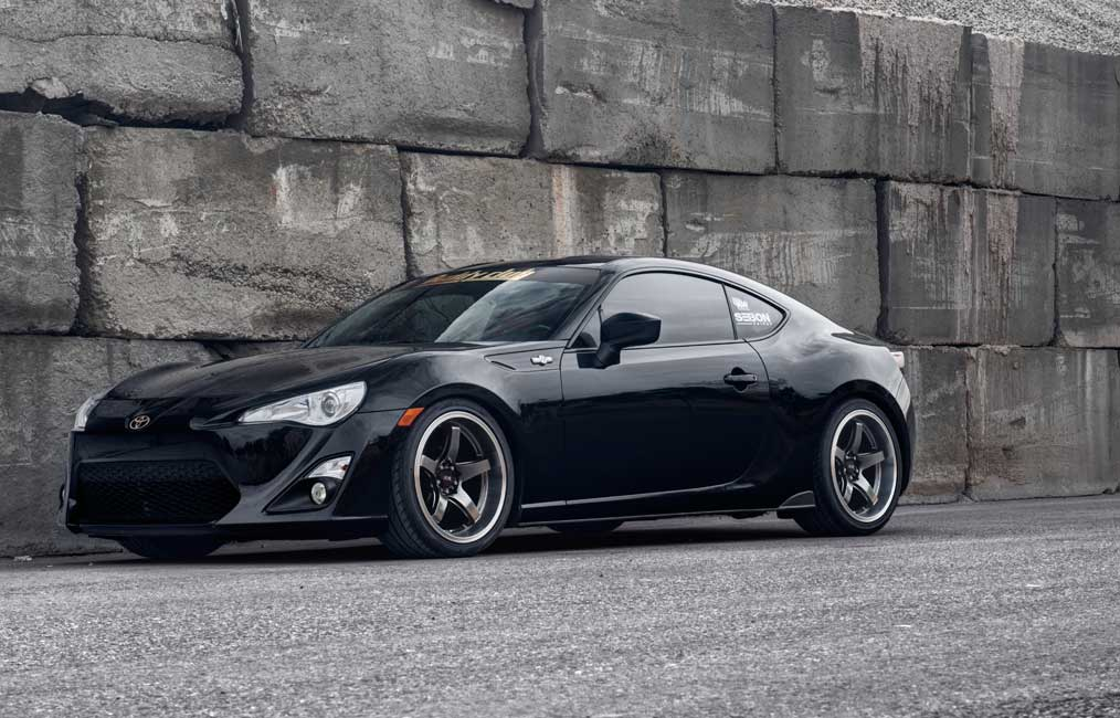 XXR 555 | Toyota | by XXR Wheels Switzerland