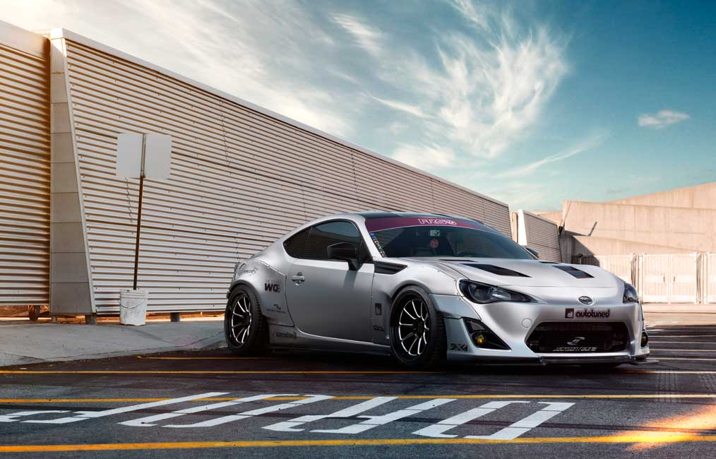 XXR 557 | Scion FRS | by XXR Wheels Switzerland