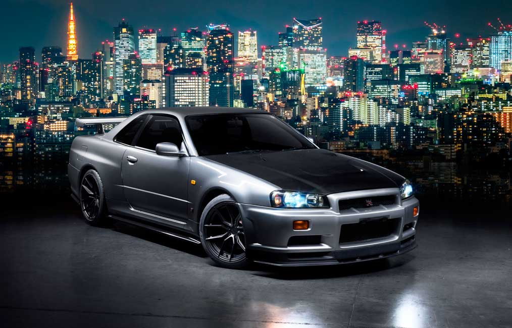 XXR 559 | Nissan Skyline | by XXR Wheels Switzerland