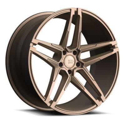 Black di Forza | BM 17 Matte Bronze | Savini Wheels Switzerland