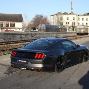 Ford Mustang | Sportex Airride | Sport-Series 4
