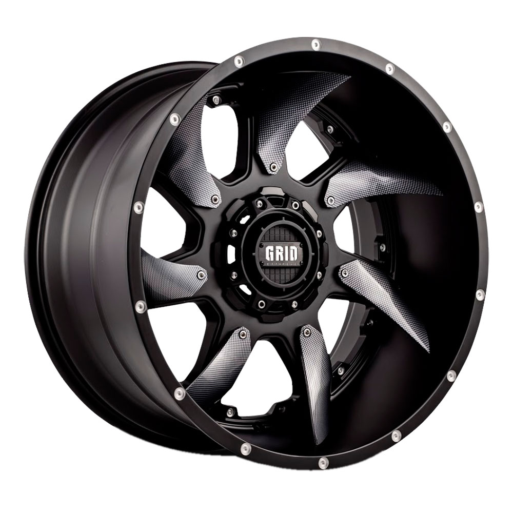 Grid Gd1 Wheels >> GD1 | SUV | Wheels | Black | Agressive | All Terrain | Grid Offroad