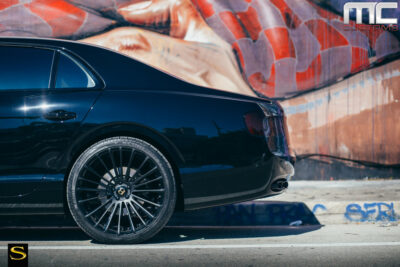 Bentley Flying Spur | Savini Wheels | SV61D