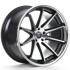 Rohana Wheels RC10 | Machined Black