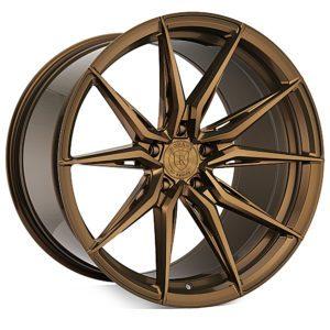 Rohana Wheels RFX11 | Gloss Black