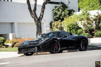 Ferrari | Black di Forza | BM 14 | by Savini Wheels Switzerland -2