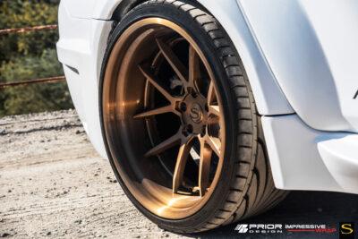 BMW 535i | Black di Forza | BM14 | by Savini Wheels Switzerland -2