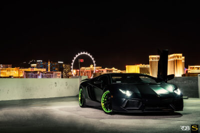 Savini Forged | SV64SL | Black Aventador | by Savini Wheels Switzerland