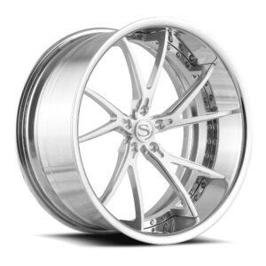 Savini-Black-di-Forza-BM-15-Brushed-Silver