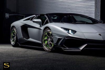 Lamborghini | Savini Wheels | SV69C | by Savini Wheels Switzerland -1