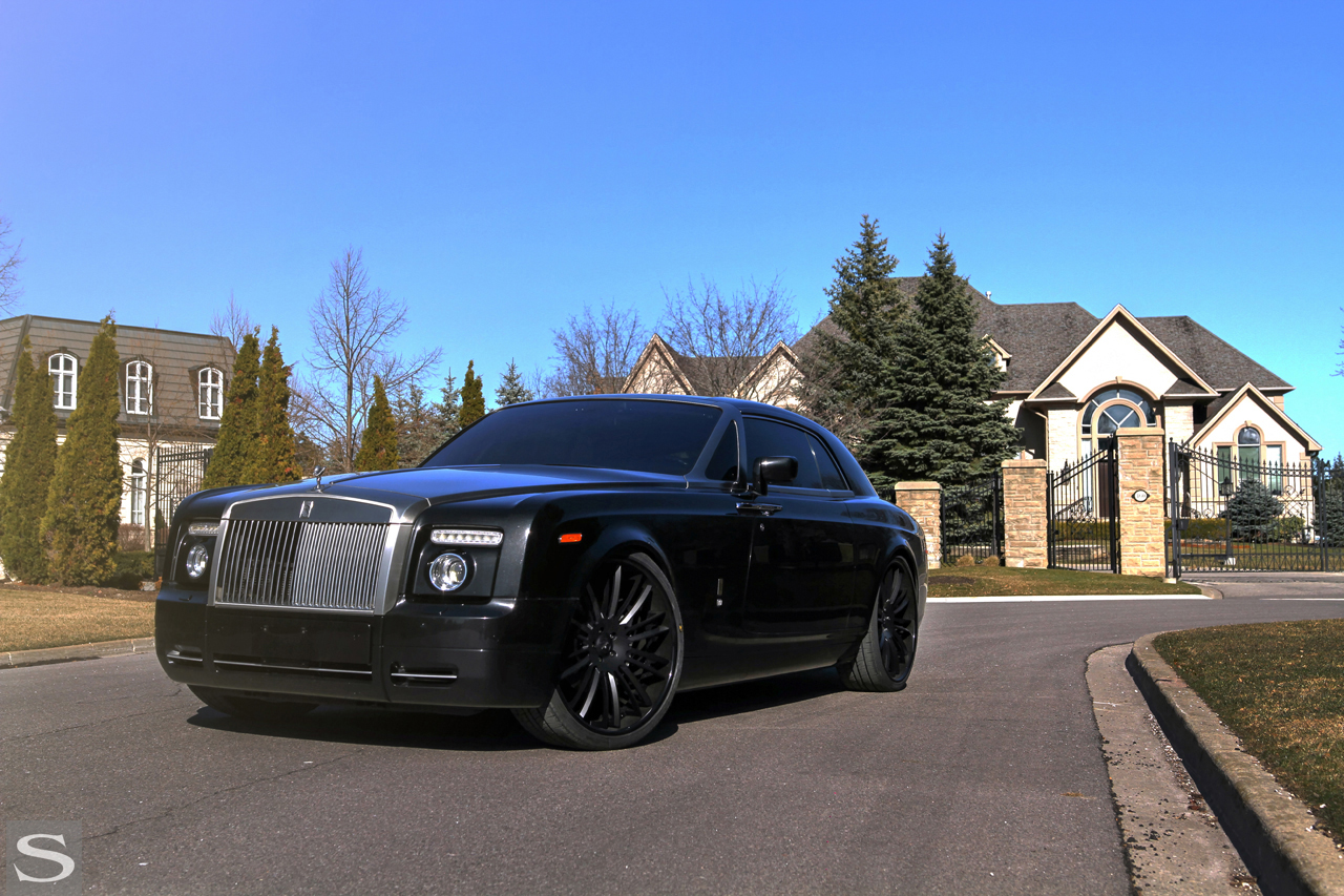 Rolls Royce | Savini Wheels | SV66 | by Savini Wheels Switzerland